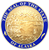 This image depicts the seal of the state of Alaska